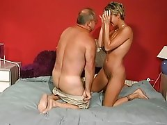 Blowjob, Cumshot, Old and Young