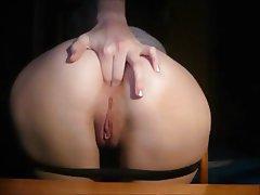 Anal, Babe, Masturbation, Orgasm