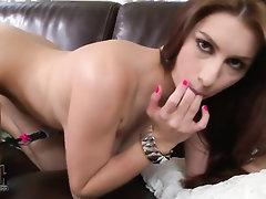 Babe, Big Tits, Masturbation, Public, Solo