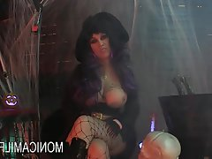 Big Boobs, Cosplay, MILF, Pornstar