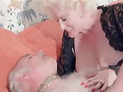 Anal, Hairy, Old and Young, Threesome, Vintage