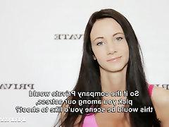 Anal, Blowjob, Casting, Cumshot, Masturbation