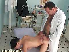 Babe, Czech, Doctor, Medical