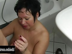 BBW, Blowjob, German, Hardcore, Mature