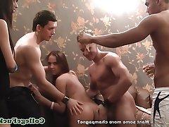 Babe, Group Sex, Teen