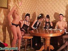 Group Sex, Teen, Vintage