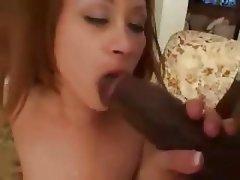 Dildo, Hardcore, Interracial, Lingerie