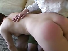 BDSM, Femdom, Old and Young, Spanking