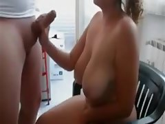 Webcam, Amateur, Blowjob, Big Boobs