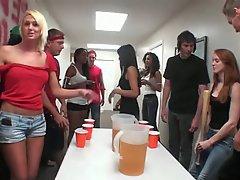 Amateur, Blonde, Coed, College
