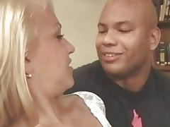 Anal, Blonde, Interracial, Squirt