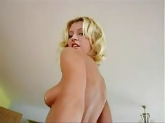 Blonde, Blowjob, Creampie, Group Sex, Threesome