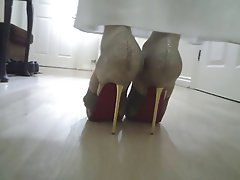 Celebrity, MILF, Stockings