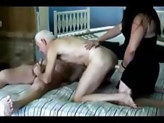 Bisexual, Old and Young, Threesome