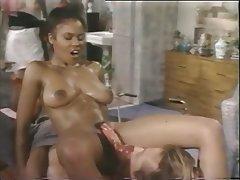 Femdom, Group Sex, Strapon, Vintage
