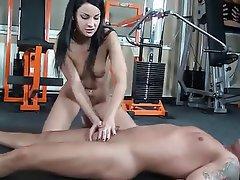 Babe, BDSM, Blowjob, Brunette