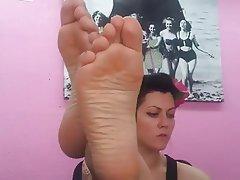 Amateur, Blonde, Foot Fetish, French