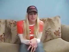 Amateur, Babe, Blonde, Blowjob, Webcam