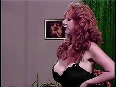 Mature, Big Boobs, Group Sex, Facial, Redhead