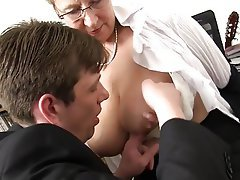 Amateur, Threesome, Old and Young